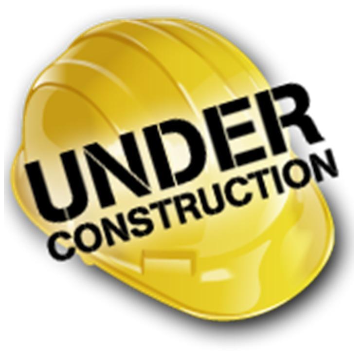 Under Construction hard hat