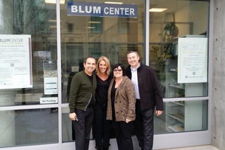 UCSD Blum Visit