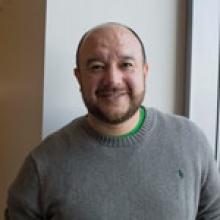 UC Merced professor Mario Sifuentez